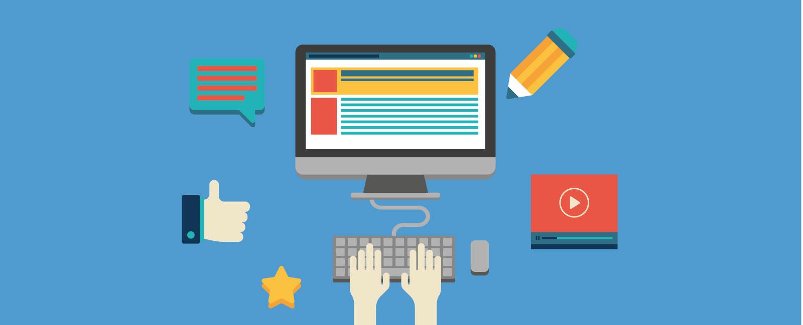 La gestione dei contenuti del sito:Il Content Management System (CMS)
