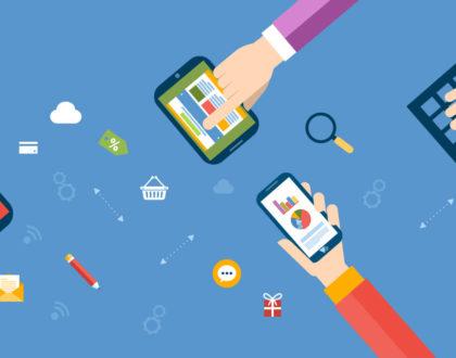 Smartphone e tablet : la speranza del mercato italiano
